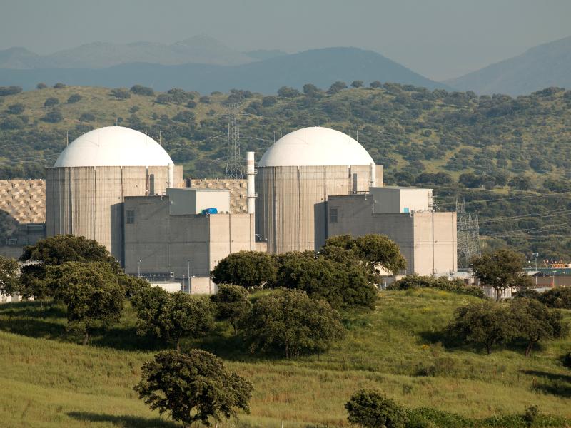 Almaraz Nuclear Power Plant,  Extremadura