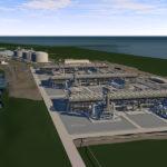 Freeport LNG Export Terminal, Quintana Island, Texas