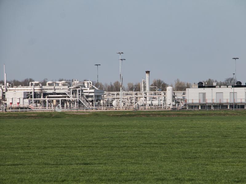 Image 1-Groningen gas field - Netherlands