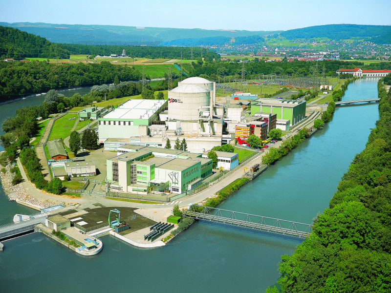 Beznau Nuclear Power Plant