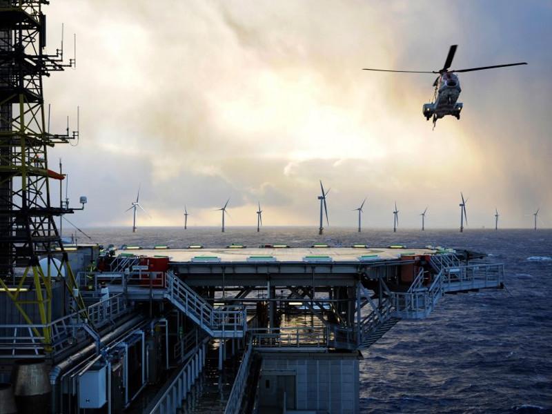 Image 2- Gullfaks oil field