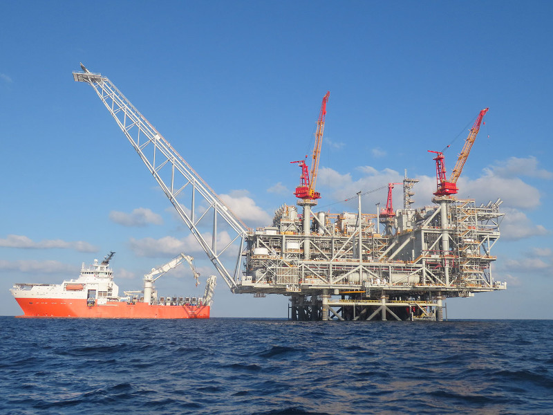 Image 2-Leviathan Gas Field