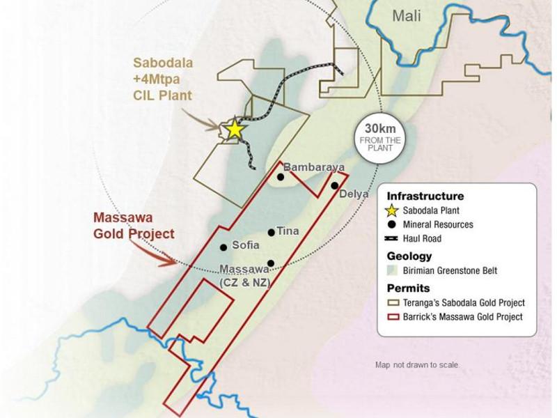 Image 2 - Massawa Gold Project