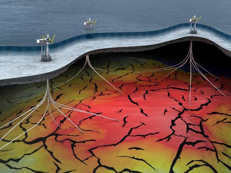 Image 3- Gullfaks oil field