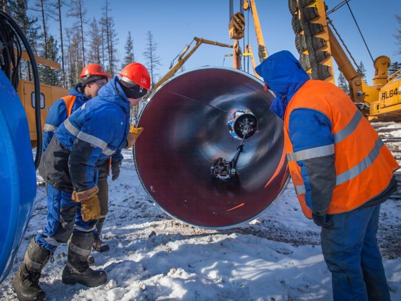 Image 4- Power of Siberia Pipeline