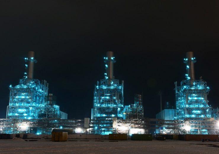 Magnum Power Plant