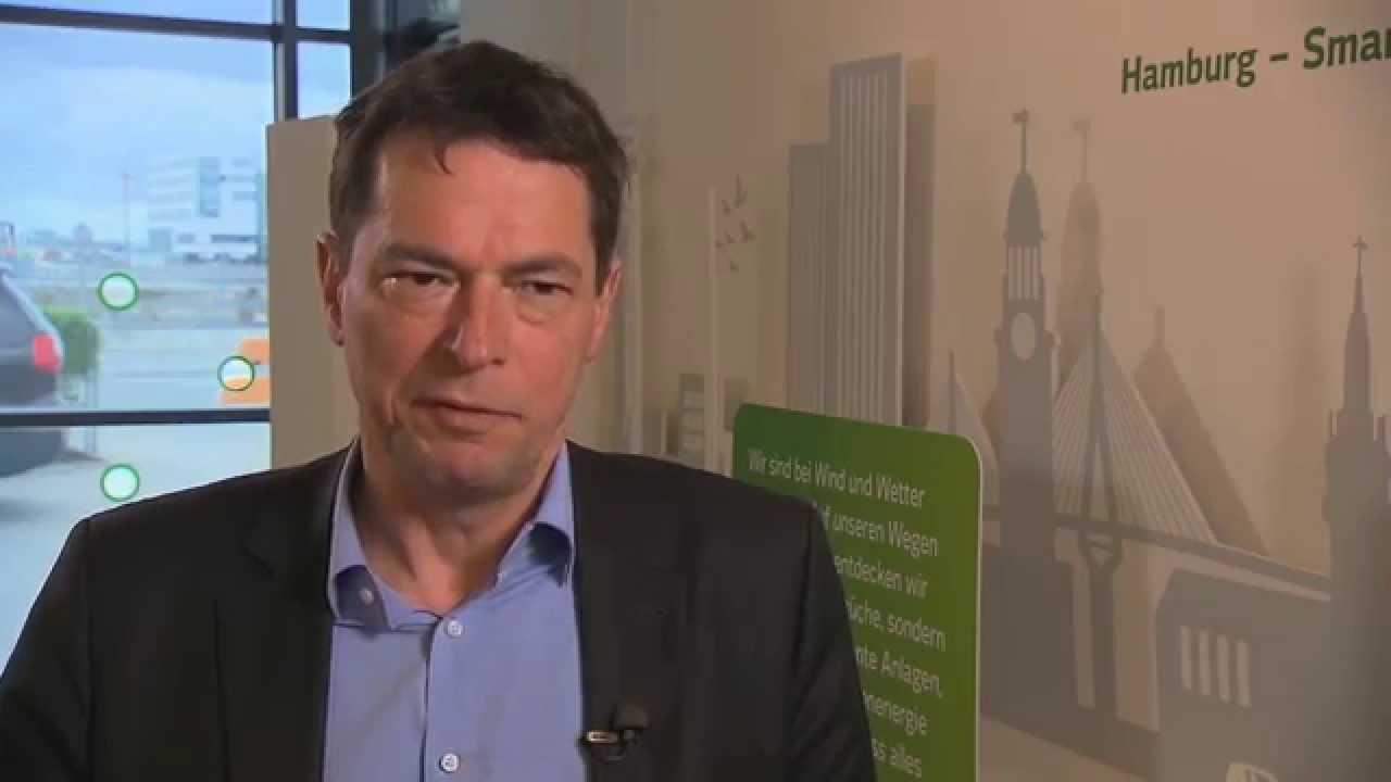 Vattenfall hydrogen, Oliver Weinmann