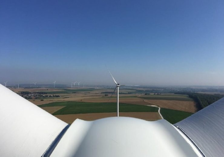 Seuil du Cambrésis wind farm