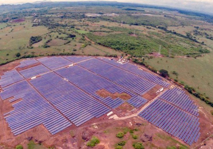 Talayuela solar plant