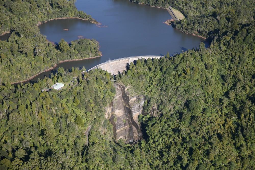 Dams in New Zealand, Waitakere