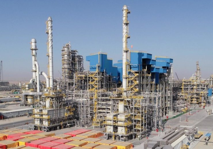 SinopecMiddle-East-Refinery