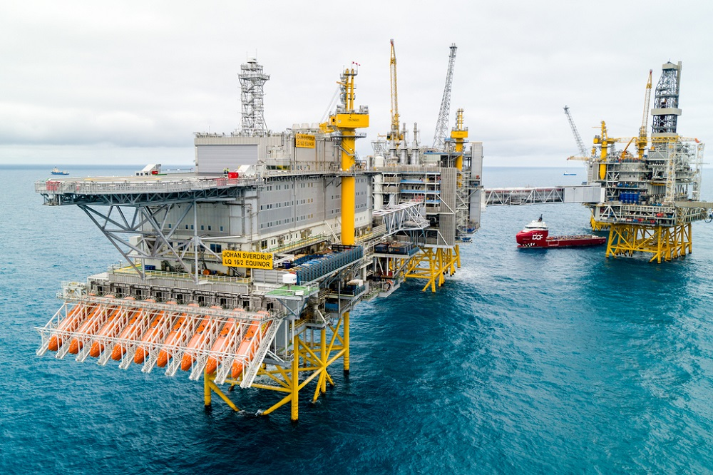 what is johan sverdrup