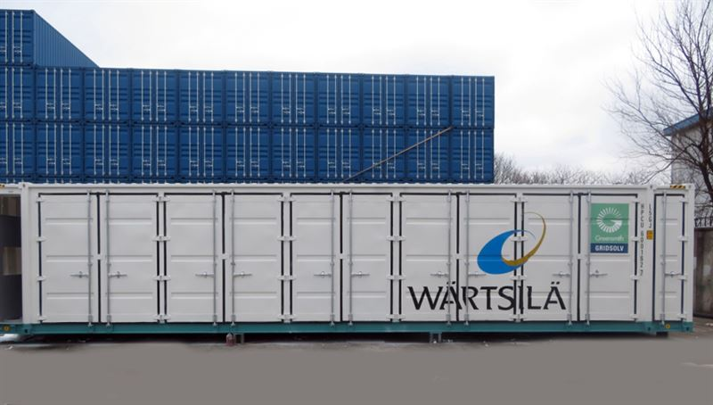 Wartsila's new 100 MW energy storage project in South East Asia to boost regional grid stability
