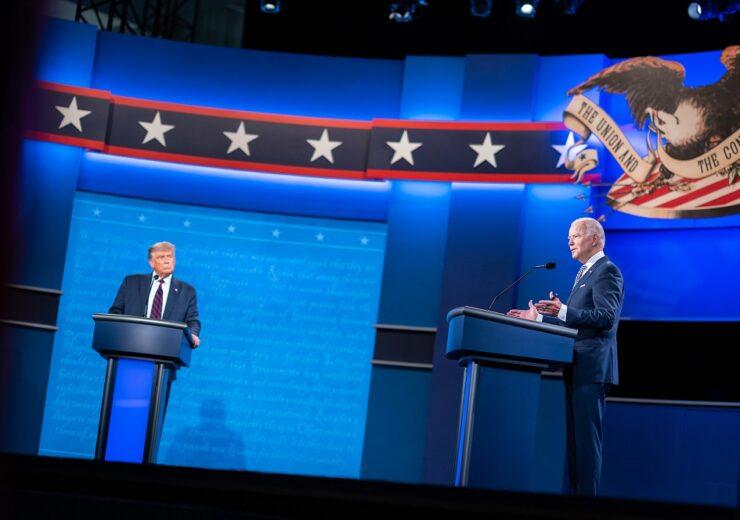 Biden Trump debate - Flickr Adam Schultz Biden for President