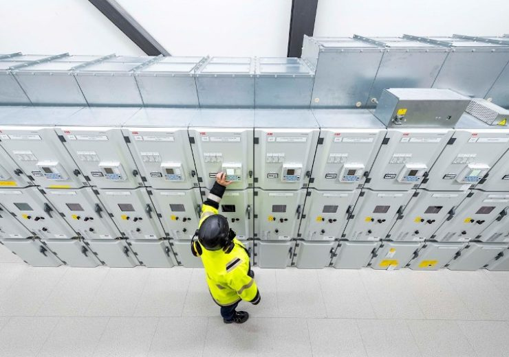 ABB to deliver the power supply for Europe's largest battery factory