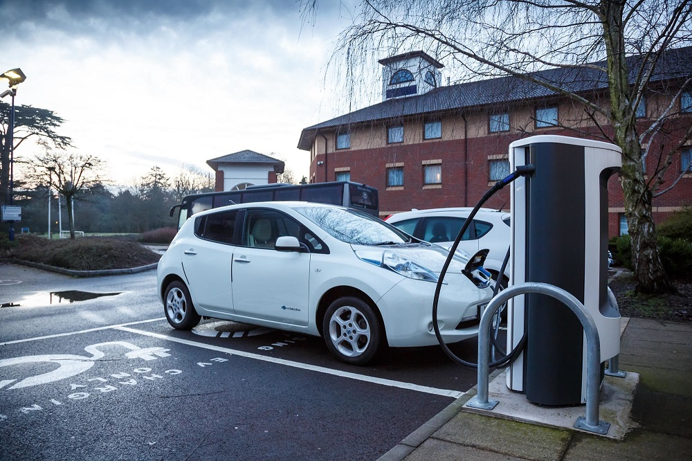 Electric vehicle smart charging
