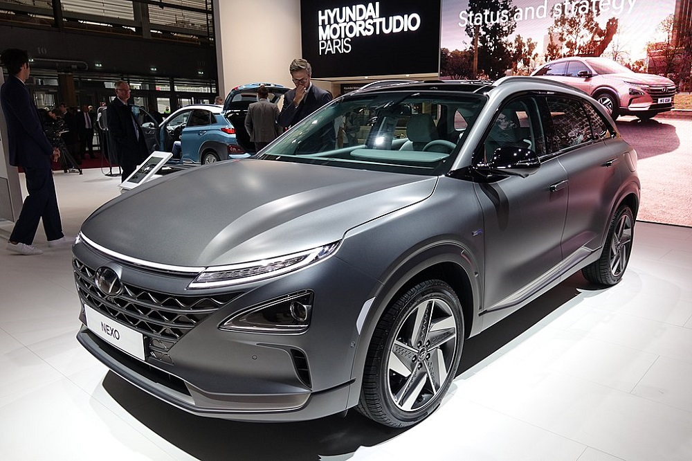 hydrogen fuel 2019