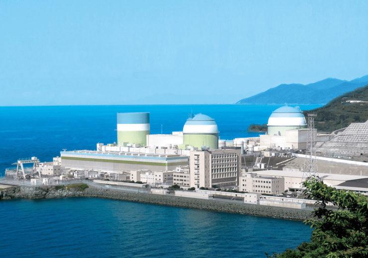 Ikata 3 nuclear power plant