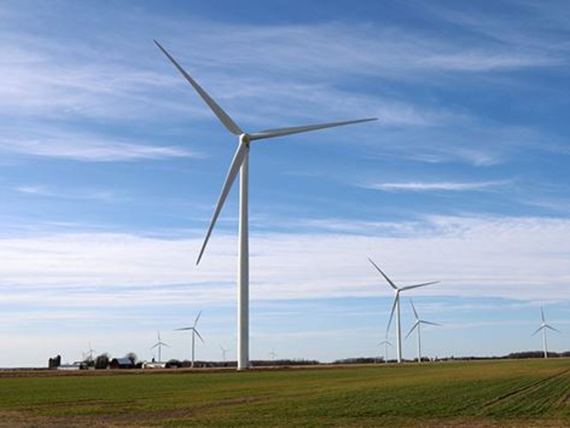 Forty Mile Wind Power Project, Alberta
