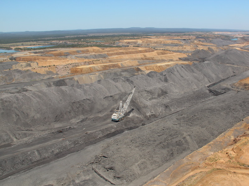 Peak Downs Coal Mine, Queensland