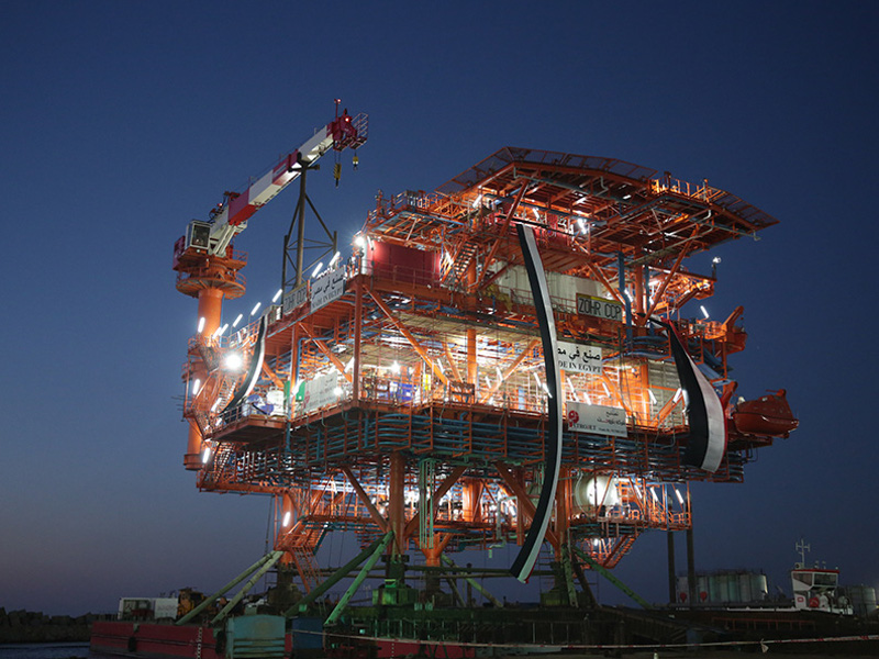 Image 1_ Zohr Gas Field, Egypt