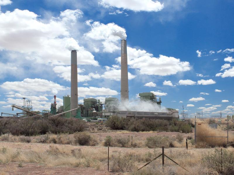 Cholla Power Plant, Arizona