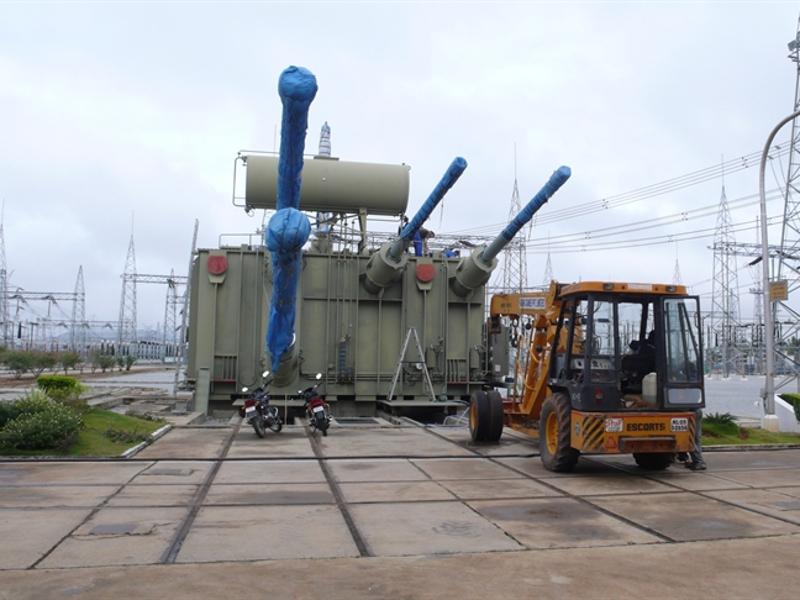 Image 2 Talcher-Kolar HVDC Link - India
