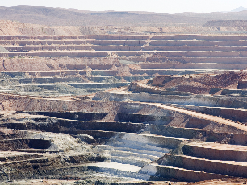 Image 3 - Borax Open Pit Mine