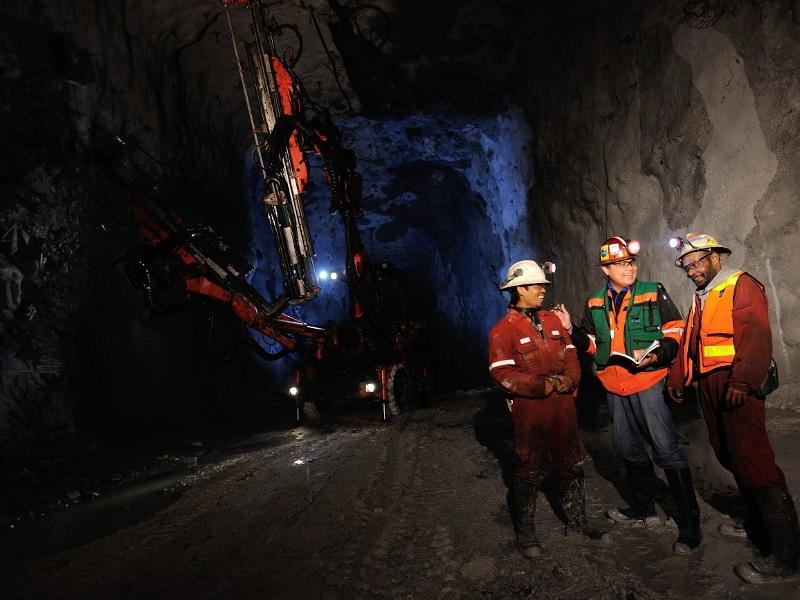 Image 3 - Grasberg Block Cave Underground Mine