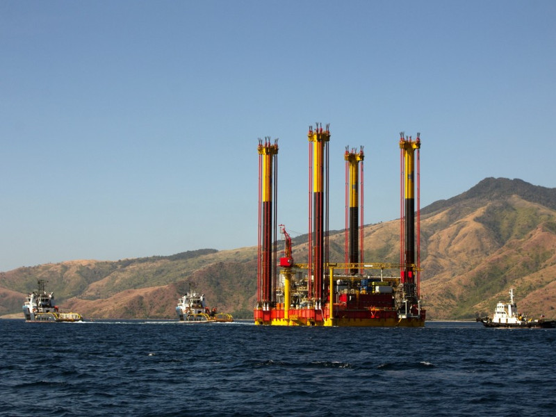 Image 3 Malampaya Gas to Power Project, West Philippine Sea