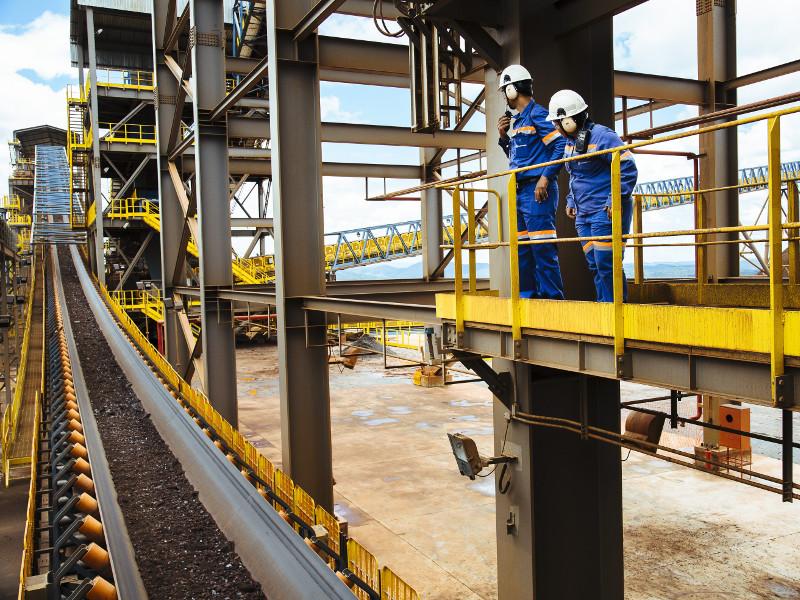 Minas-Rio Iron Ore Mine