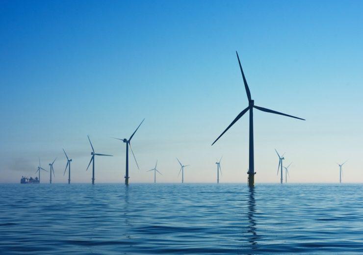Offshore wind turbine (2)