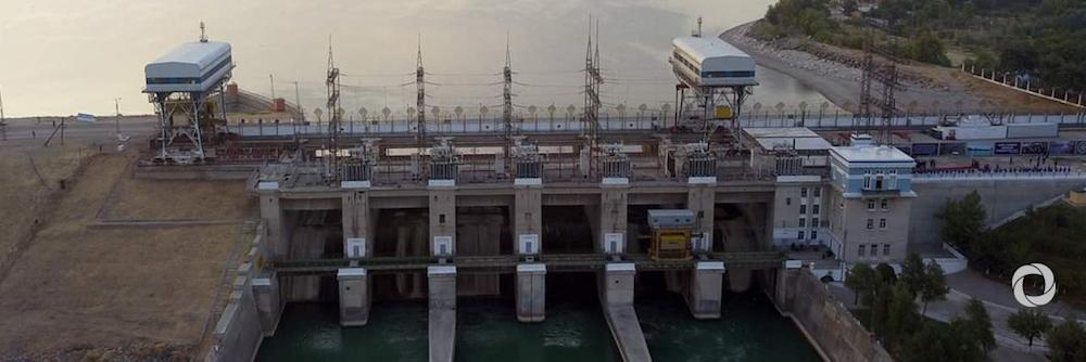 Qairokkum hydropower