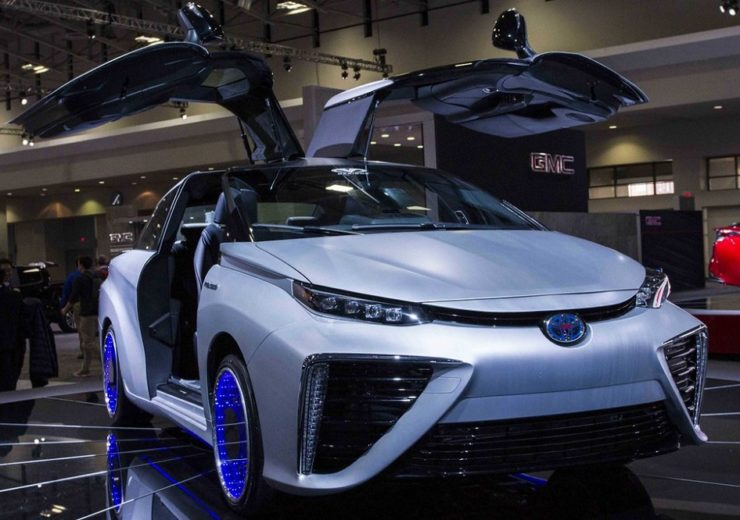 Toyota Mirai Flickr US Department of Energy