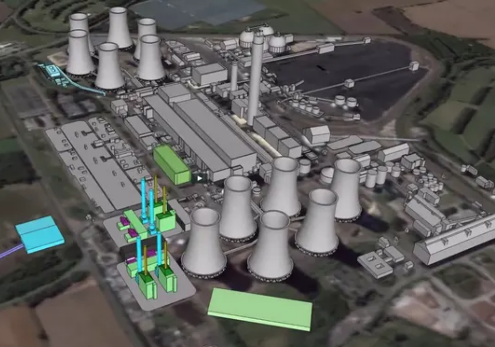 UK court rejects appeal to stop Drax building biggest gas plant in Europe