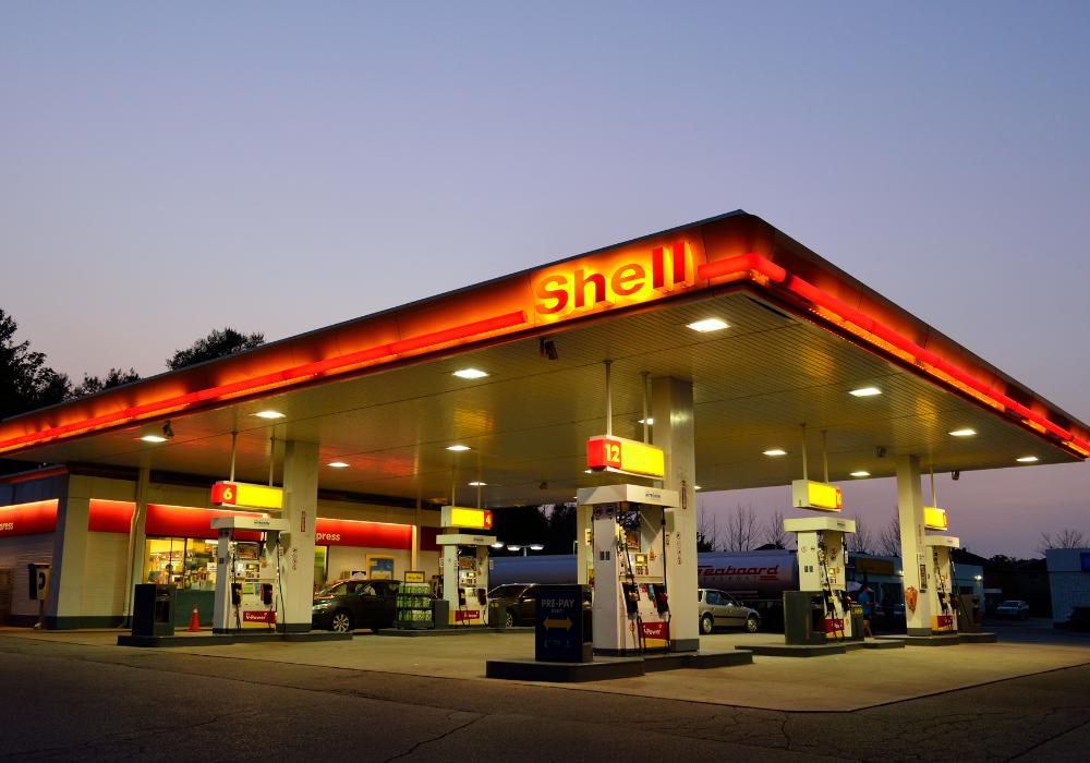 Royal Dutch Shell energy