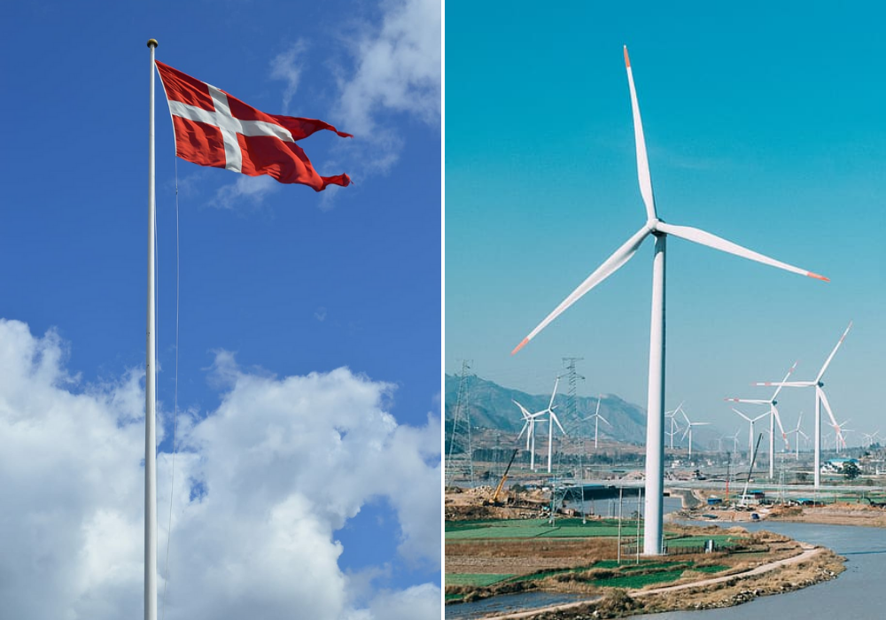 Denmark electricity