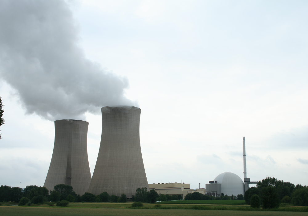 Germany nuclear power plants
