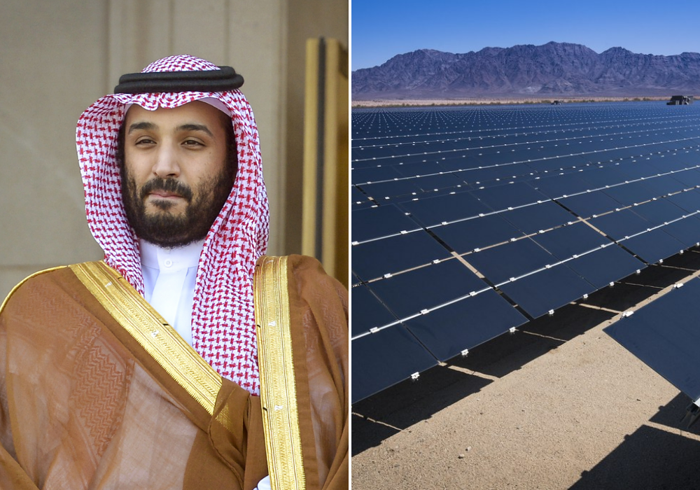How Saudi Aramco's new fund will back renewable energy projects