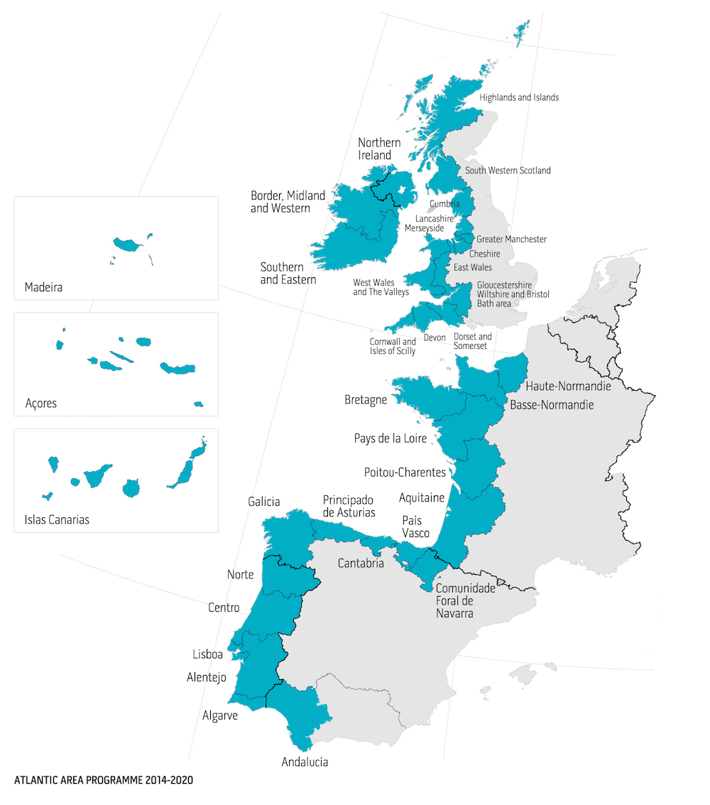 Atlantic area