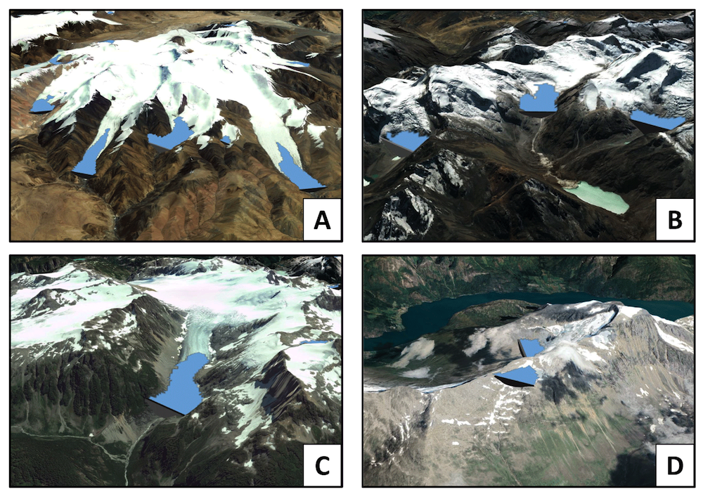 hydropower potential in glaciers