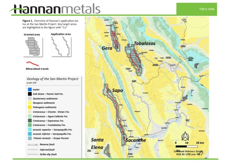 Hannan Metals Ltd--Hannan Receives Additional 24 Granted Mining