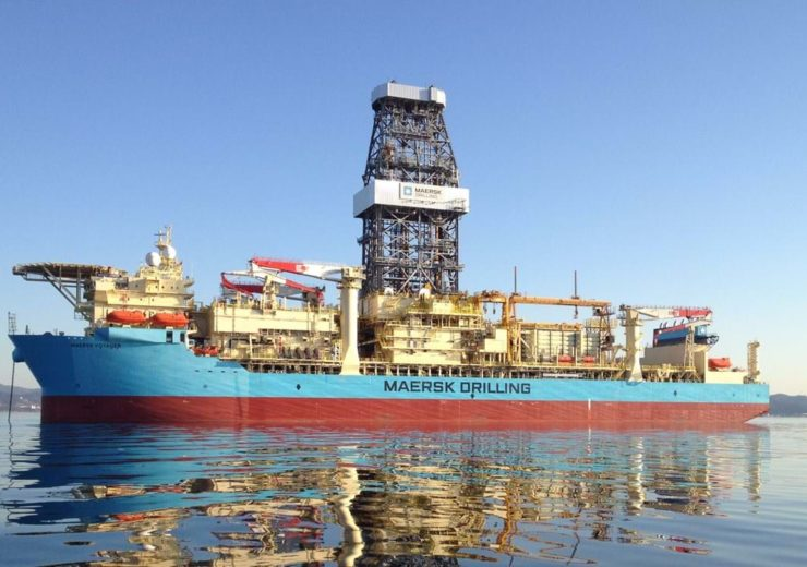 Maersk Drilling selected by Total to drill at world record water depth in Angola-Namibia campaign