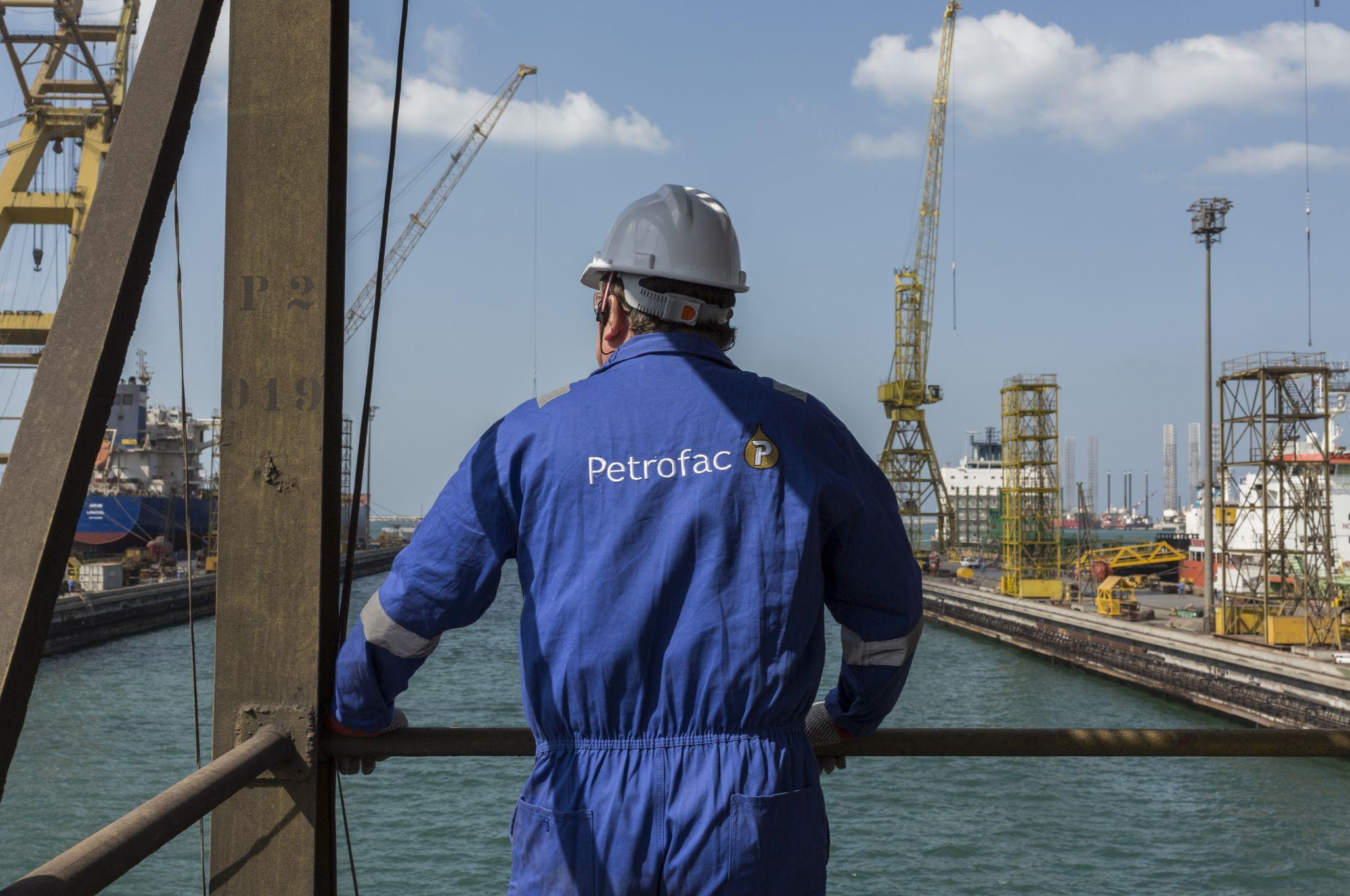 Petrofac, Borwin3 Project, Dubai Drydocks World