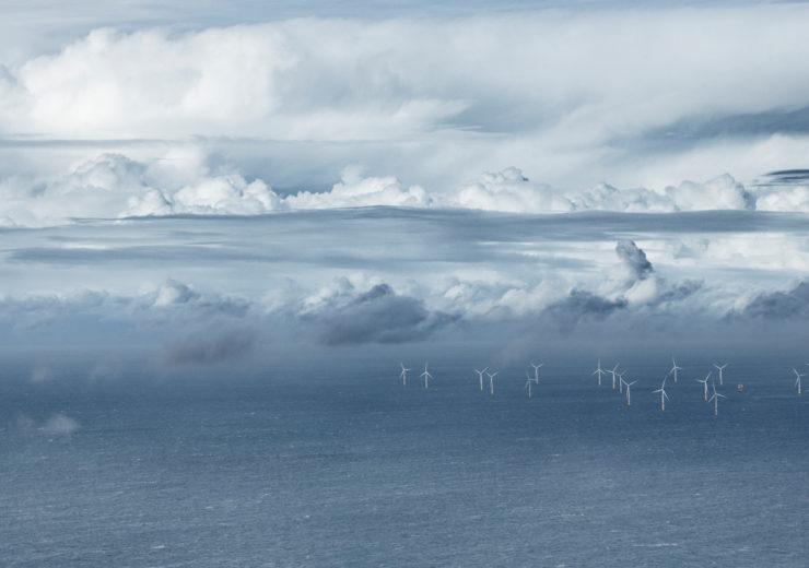 2019 MHI Vestas - Aerial - Deutsche Bucht Offshore Wind Farm