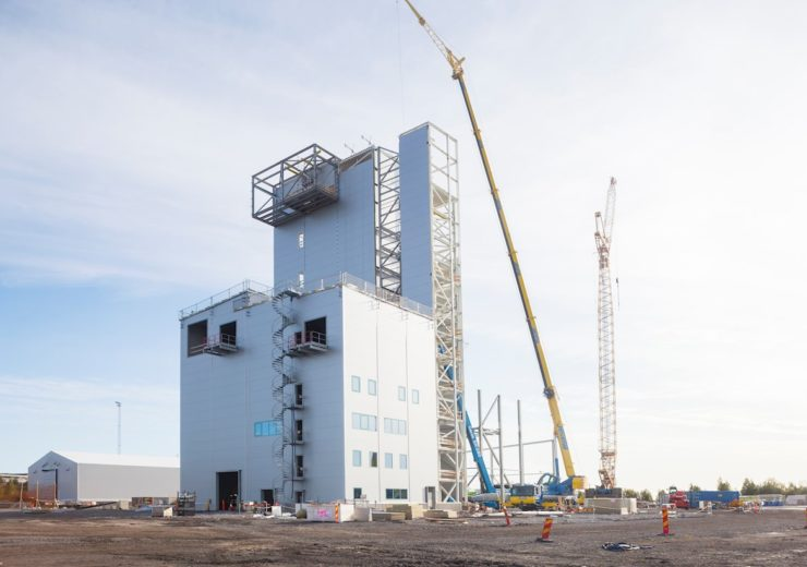 ABB secures electrification contract for Luleå fossil-free steel plant in Sweden