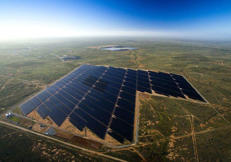 Australia - Broken Hill solar farm