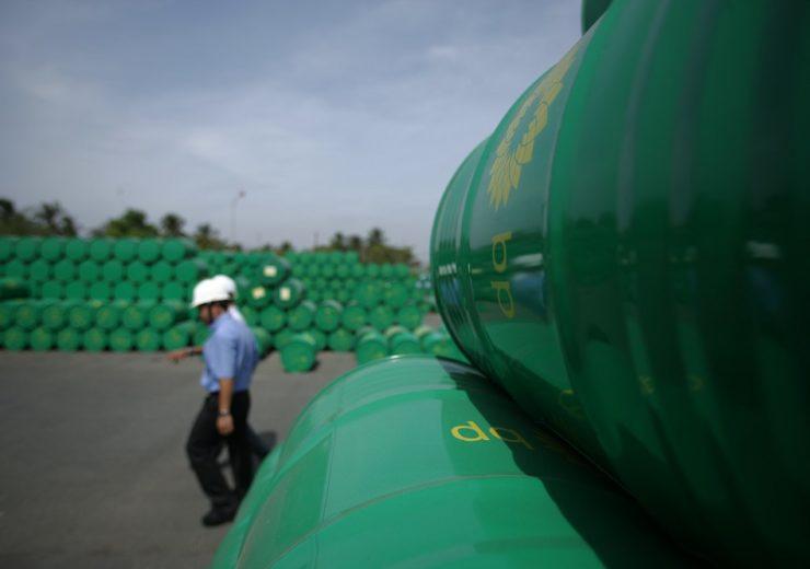 BP barrels