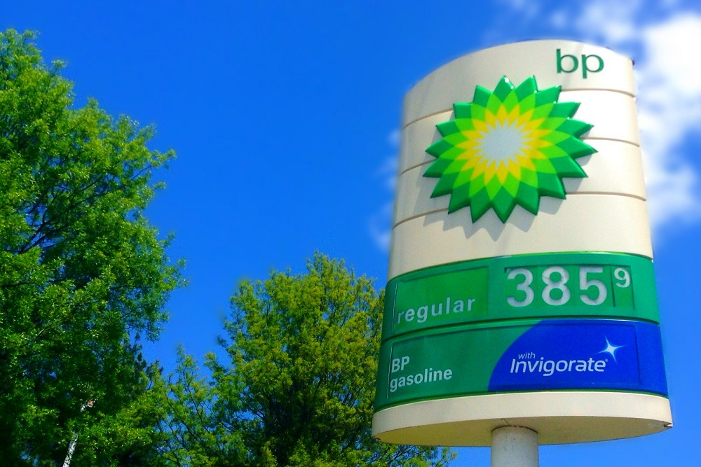 BP forecourts