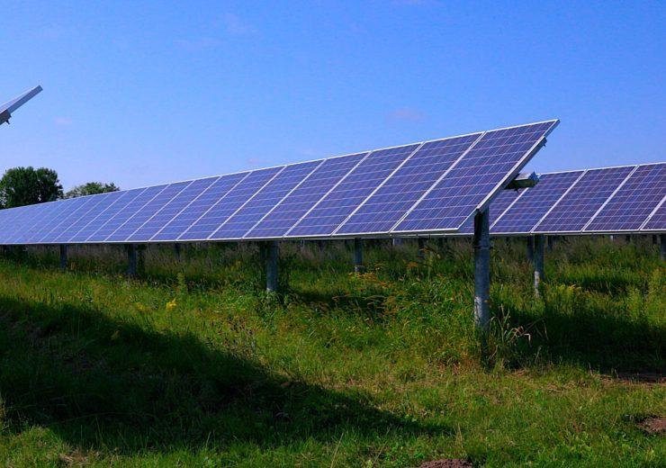 Geronimo Energy Solar Panel